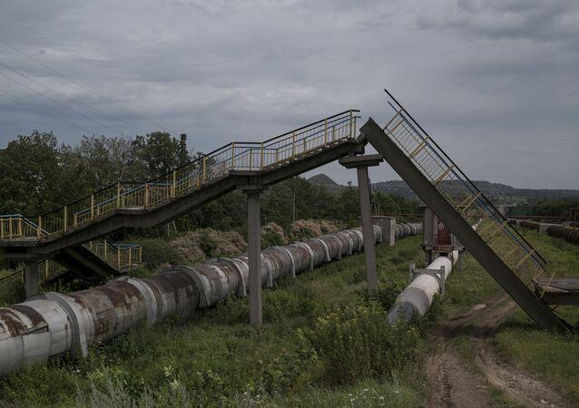 Gorlovka, DLR