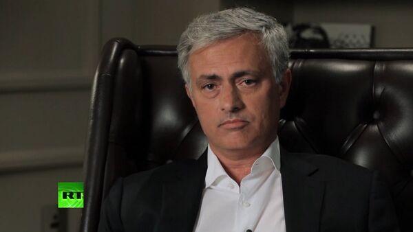 José Mourinho okometnoval nadcházející zápas mezi Německem a Mexikem - Sputnik Česká republika