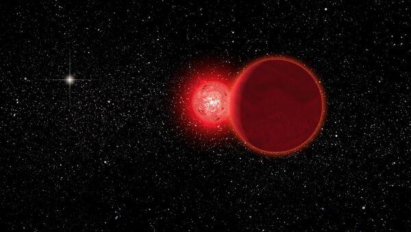 Obraz hvězdy - Sputnik Česká republika