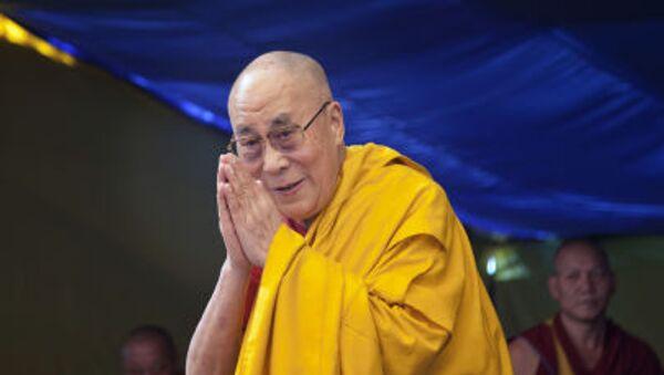 Tibetský duchovní vůdce Dalajláma - Sputnik Česká republika
