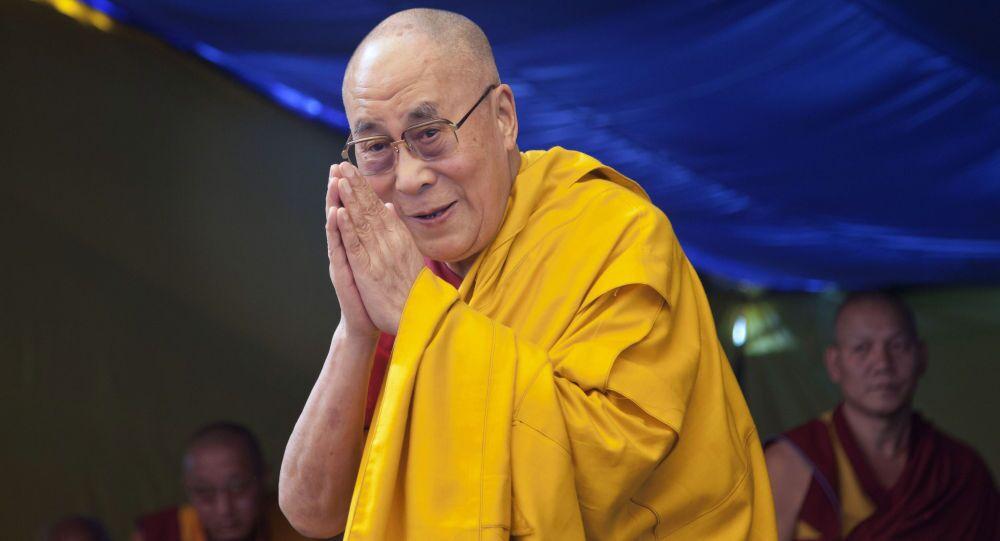 Tibetský duchovní vůdce Dalajláma