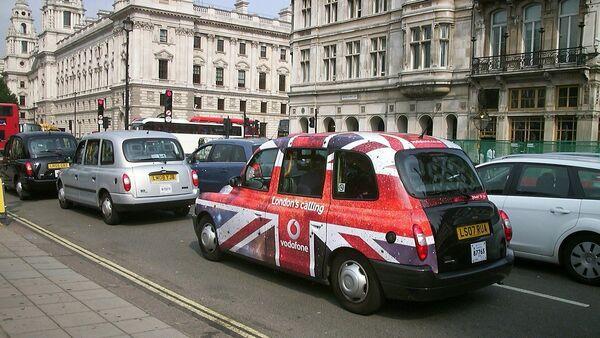 London taxi - Sputnik Česká republika
