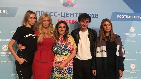 Jaké překvapení připravily ruské sexy hvězdy pro MS v kopané 2018 - Sputnik Česká republika