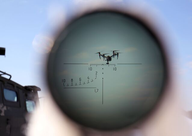 Cvičení věnované obraně před vzdušnými objekty (ilustrační foto)