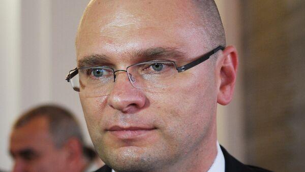 Richard Sulík SaS - Sputnik Česká republika