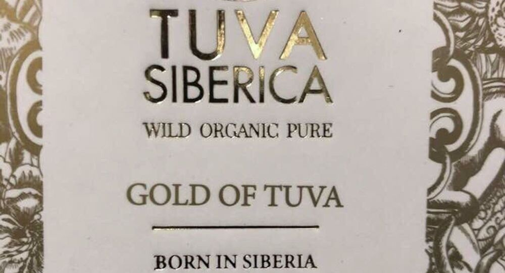 Parfém Gold of Tuva