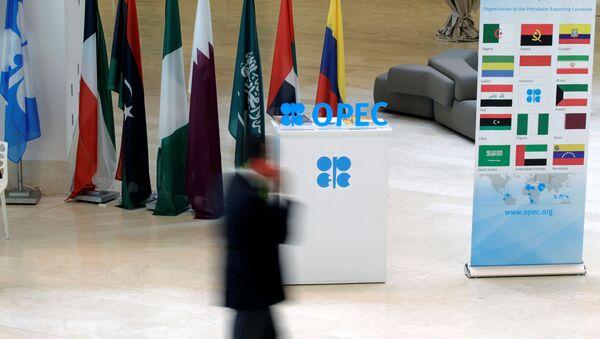 Logo organizace OPEC - Sputnik Česká republika