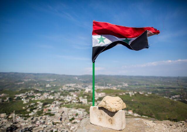 Sýrská vlajka