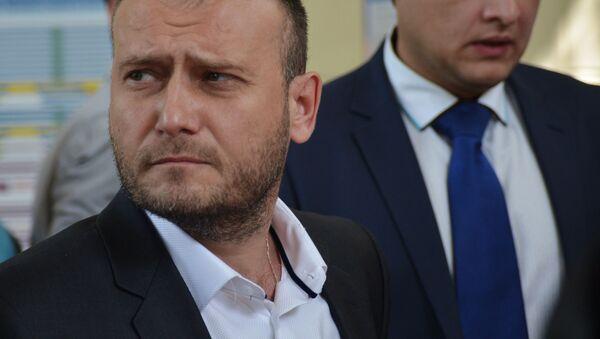 Dmytro Jaroš - Sputnik Česká republika