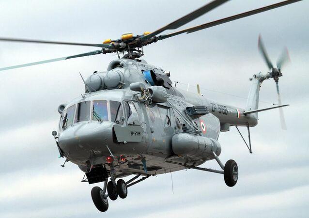 Vrtulník Мi-17В-5
