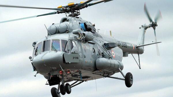 Vrtulník Мi-17В-5 - Sputnik Česká republika
