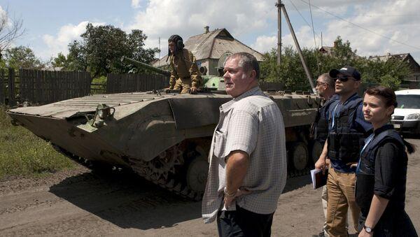 Odsun zbraní domobranců - Sputnik Česká republika