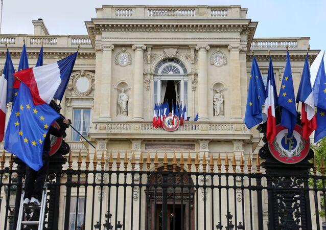 Budova MZV Francie