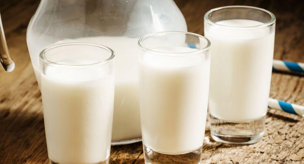 Mléko