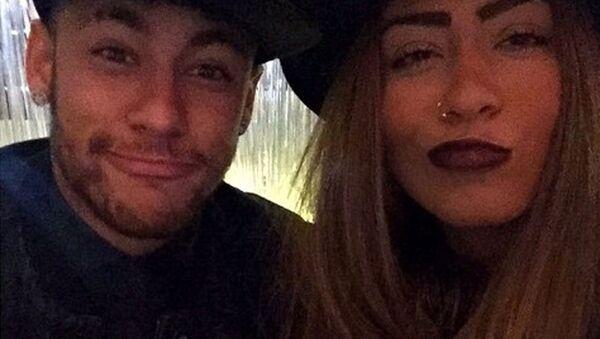 Neymar a Rafaella - Sputnik Česká republika