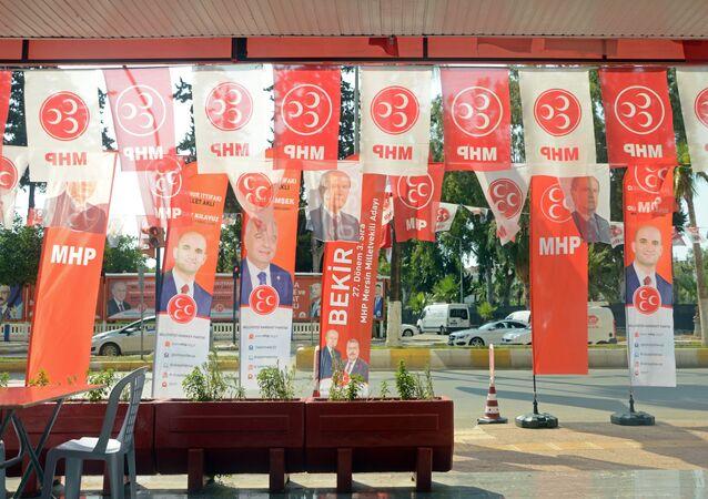 Turecko před volbami