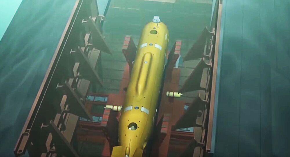 Bezpilotní ponorka Poseidon