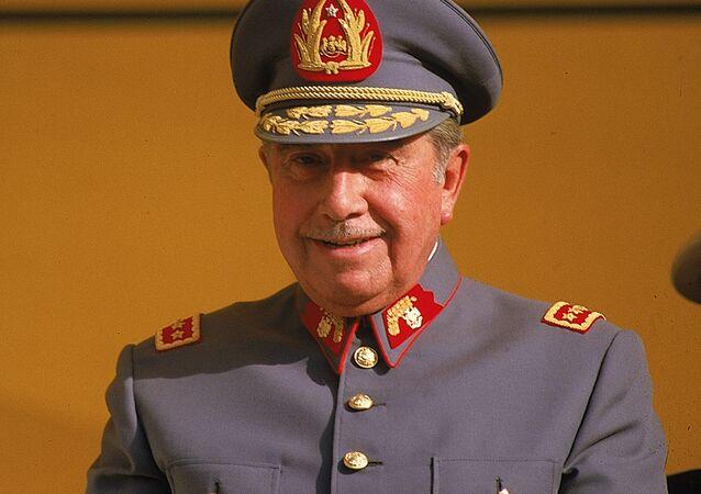 Generál Augusto Pinochet