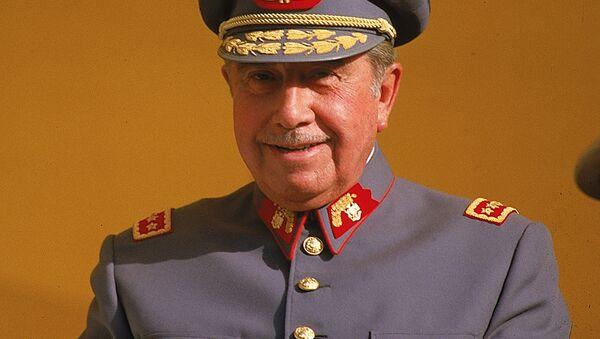 Generál Augusto Pinochet - Sputnik Česká republika