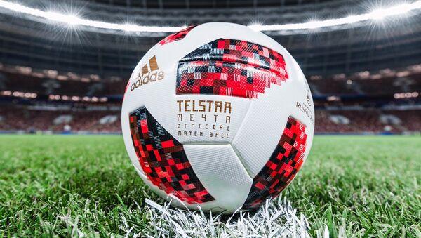 Oficiální míč pro playoff MS 2018 - Sputnik Česká republika