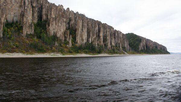 Řeka Lena - Sputnik Česká republika