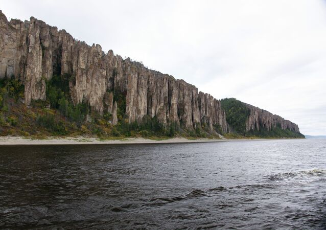 Řeka Lena
