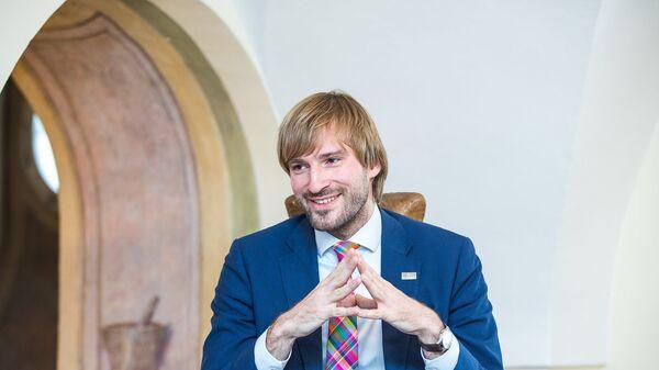 Ministr zdravotnictví Adam Vojtěch - Sputnik Česká republika