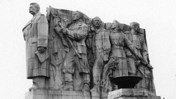 Pomník Stalinovi v Praze - Sputnik Česká republika