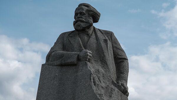 Karel Marx - Sputnik Česká republika