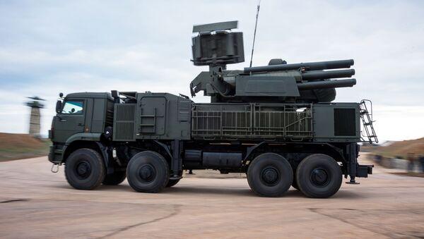 Protiletadlový komplet S-400  - Sputnik Česká republika