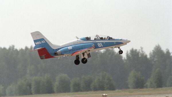 Letoun MiG-AT - Sputnik Česká republika