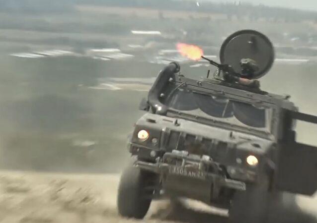 Cvičení Slovanské bratrstvo
