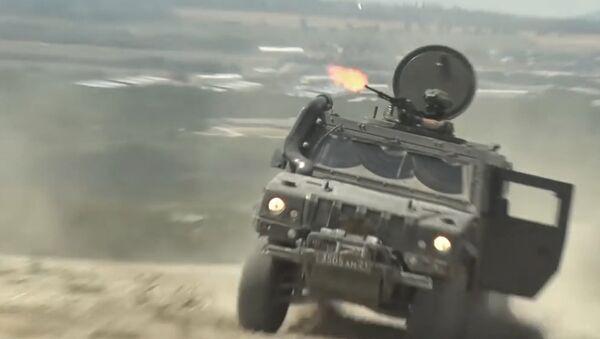 Cvičení Slovanské bratrstvo - Sputnik Česká republika