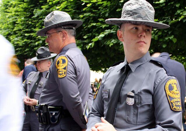 Policie státu Virginie