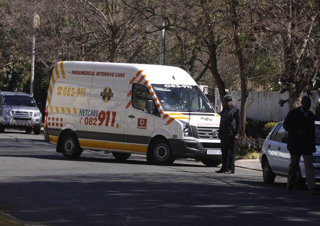 Johannesburg ambulance (File)