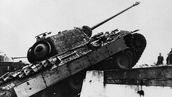 tank Panther - Sputnik Česká republika