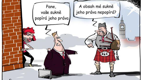 karikatura 03 07 - Sputnik Česká republika