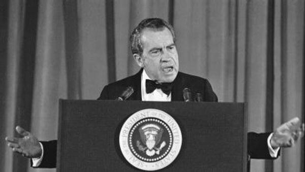 Richard Nixon - Sputnik Česká republika