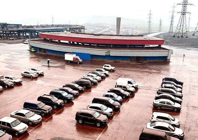 Krvavý déšť v Norilsku