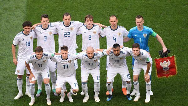 Zápas Španělsko - Rusko na MS 2018 - Sputnik Česká republika
