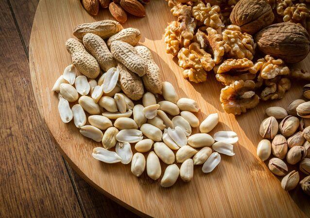 Ořechy. Ilustrační foto