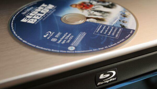 DVD disk - Sputnik Česká republika