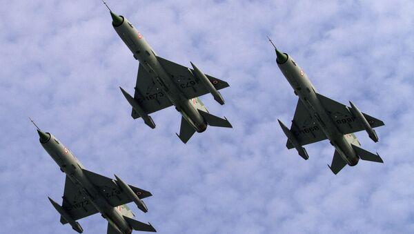 Letouny Mig-21. Ilustrační foto - Sputnik Česká republika