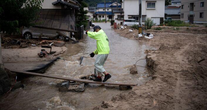 Situace v Japonsku