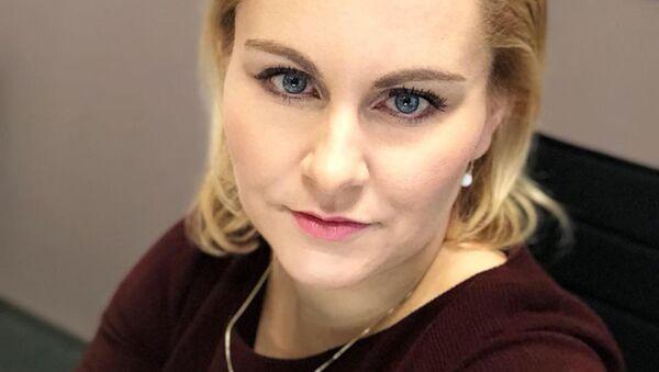 Česká politička, právnička a bývalá ministryně spravedlnosti ČR Taťána Malá - Sputnik Česká republika