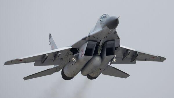 MiG-29SM - Sputnik Česká republika