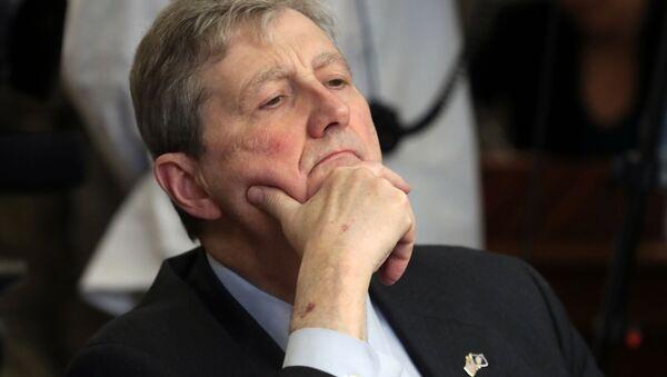 Americký senátor John Neely Kennedy - Sputnik Česká republika