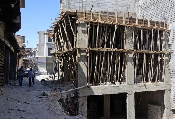 Obnova zničeného Mosulu. Červenec 2018 - Sputnik Česká republika