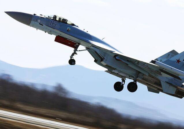 Stíhací letoun Su-35