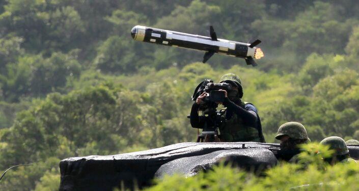 Vojenská cvičení na Tchaj-wanu